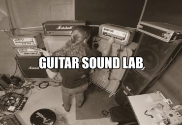 Guitar Sound Lab