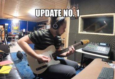 Guitar Recording – Update No. 1