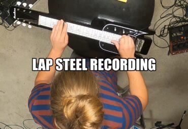 Lap Steel Recording